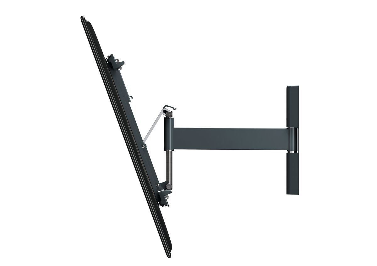 Vogel's THIN 425 ExtraThin Staffa TV Girevole - Adatto per televisori da 26 a 55 pollici - Movimento (fino a 120°) - Inclinazione fino a 20° - Side view