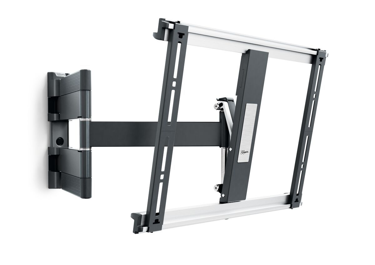 Vogel's THIN 445 ExtraThin Full-Motion TV Wall Mount (black) - Suitable for 26 up to 55 inch TVs - Full motion (up to 180°) - Tilt up to 20° - Product