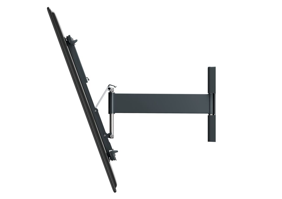 Vogel's THIN 525 ExtraThin Staffa TV Girevole - Adatto per televisori da Movimento (fino a 120°) - Adatto per televisori da Inclinazione fino a 20° - Adatto per televisori da Side view