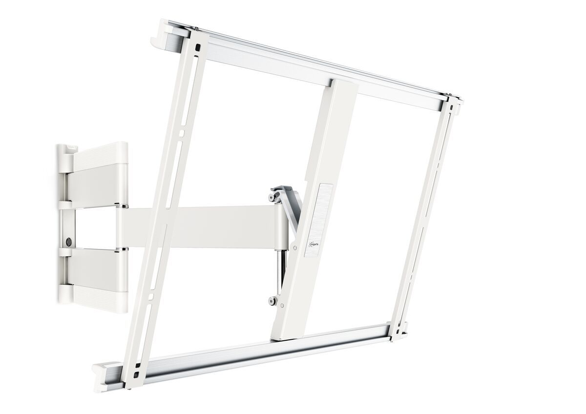 Vogel's THIN 545 ExtraThin Full-Motion TV Wall Mount (white) - Suitable for 40 up to 65 inch TVs - Full motion (up to 180°) - Tilt up to 20° - Product