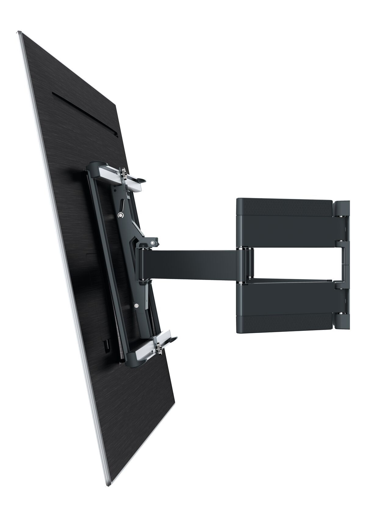 Vogel's THIN 550 ExtraThin Full-Motion TV Wall Mount - Suitable for 40 up to 100 inch TVs - Forward and turning motion (up to 120°) - Tilt up to 20° - Application