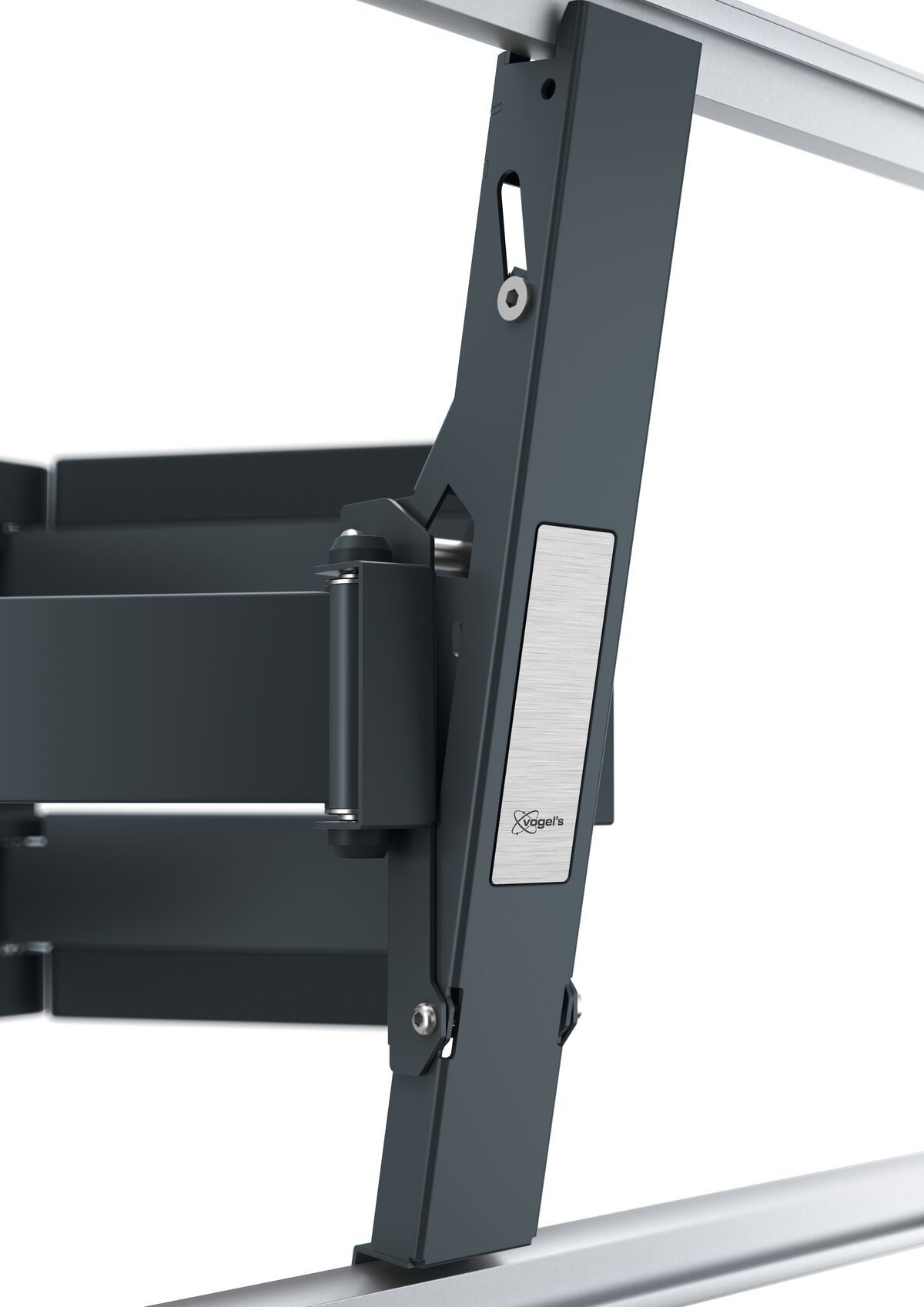 Vogel's THIN 550 ExtraThin Full-Motion TV Wall Mount - Suitable for 40 up to 100 inch TVs - Forward and turning motion (up to 120°) - Tilt up to 20° - Detail