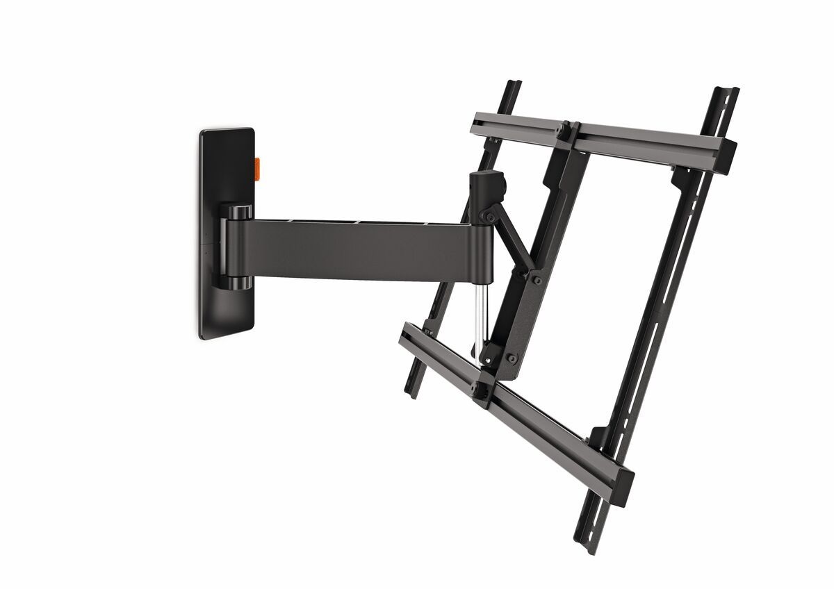 Vogel's W52080 Full-Motion TV Wall Mount (black) - Suitable for 40 up to 65 inch TVs - Motion (up to 120°) - Tilt up to 20° - Product