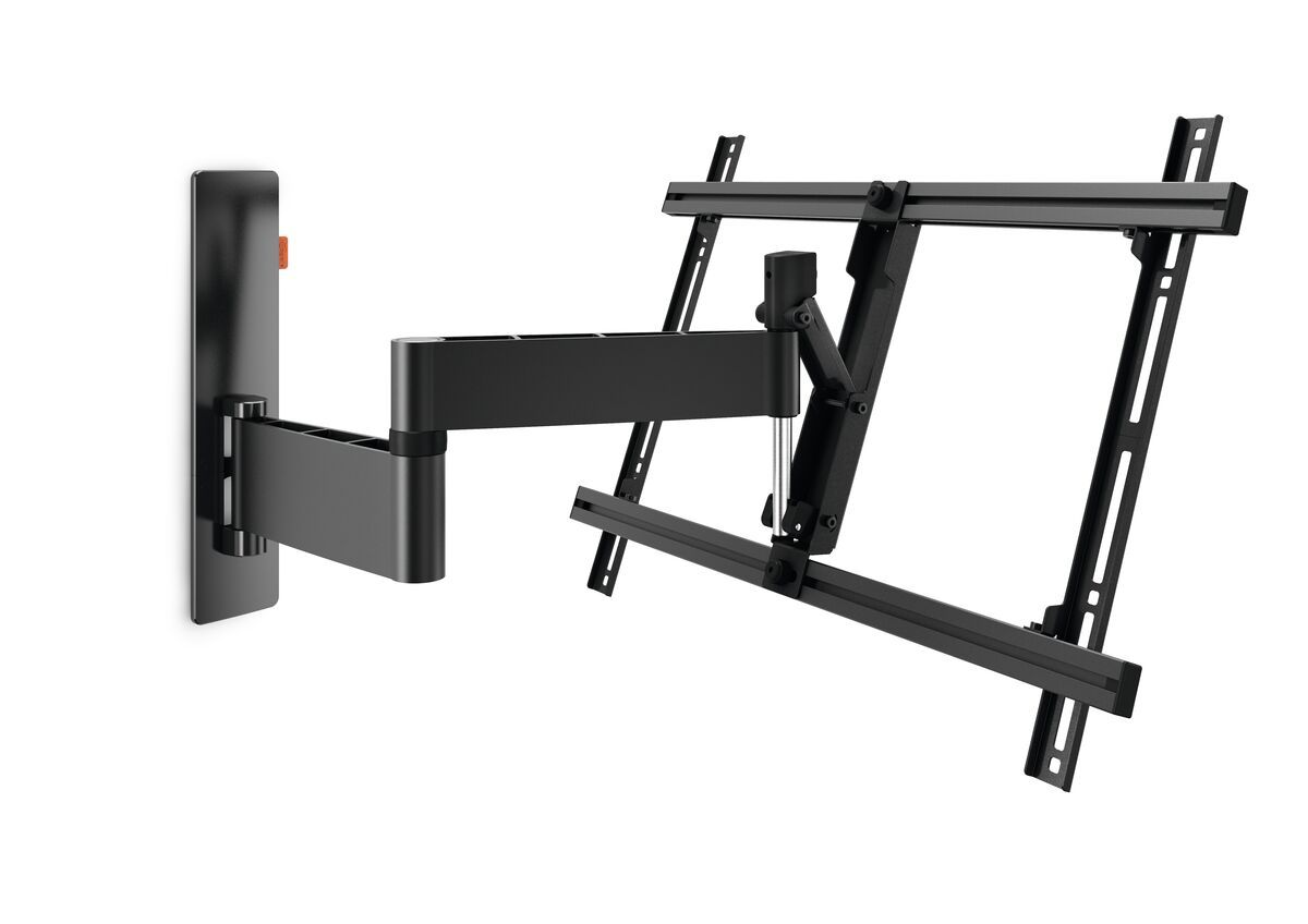 Vogel's W53080 Full-Motion TV Wall Mount (black) - Suitable for 40 up to 65 inch TVs - Full motion (up to 180°) - Tilt up to 20° - Product