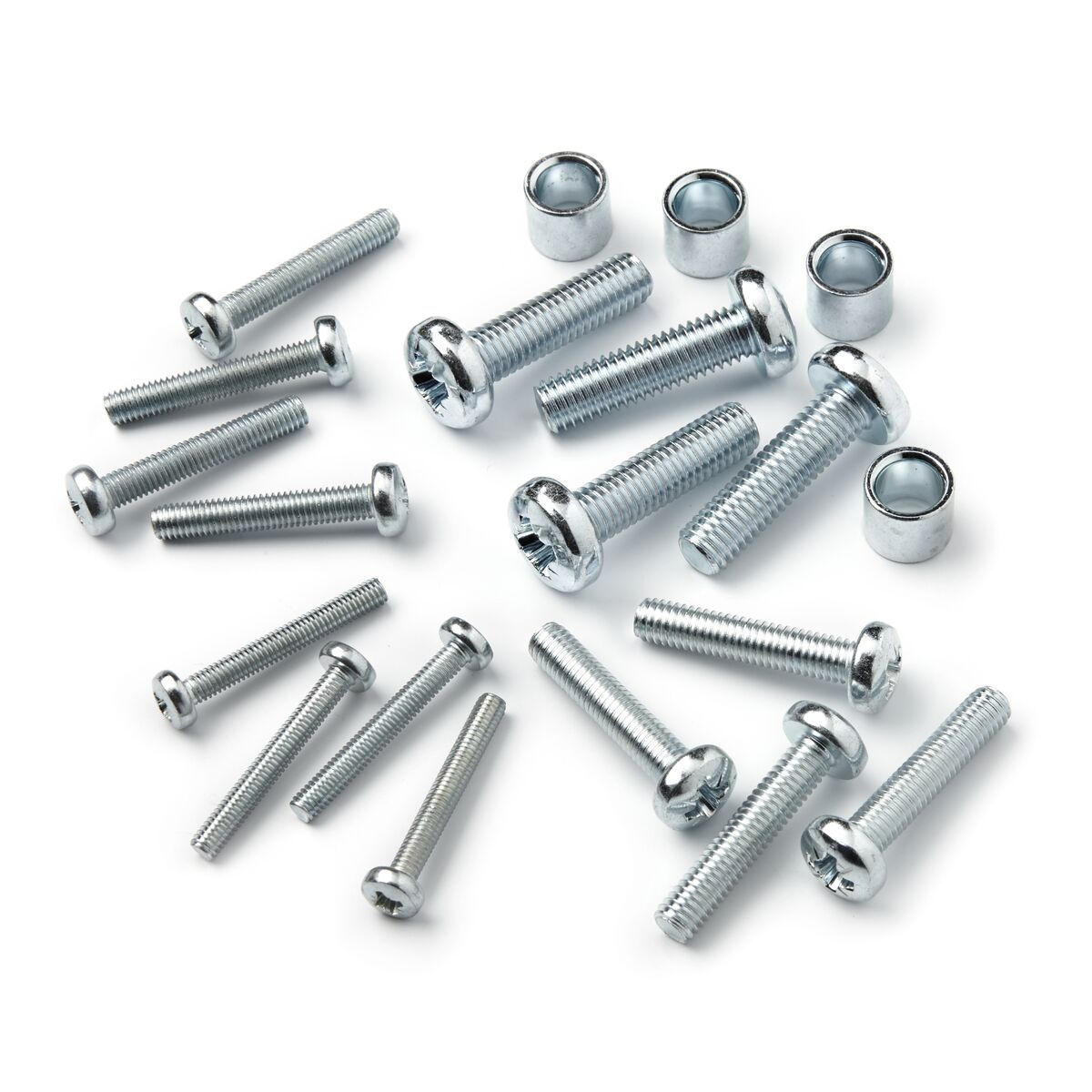 Vogel's Service Kit - Spacers (10 mm), M4-M5-M6-M8 bolts (30 mm) - Detail