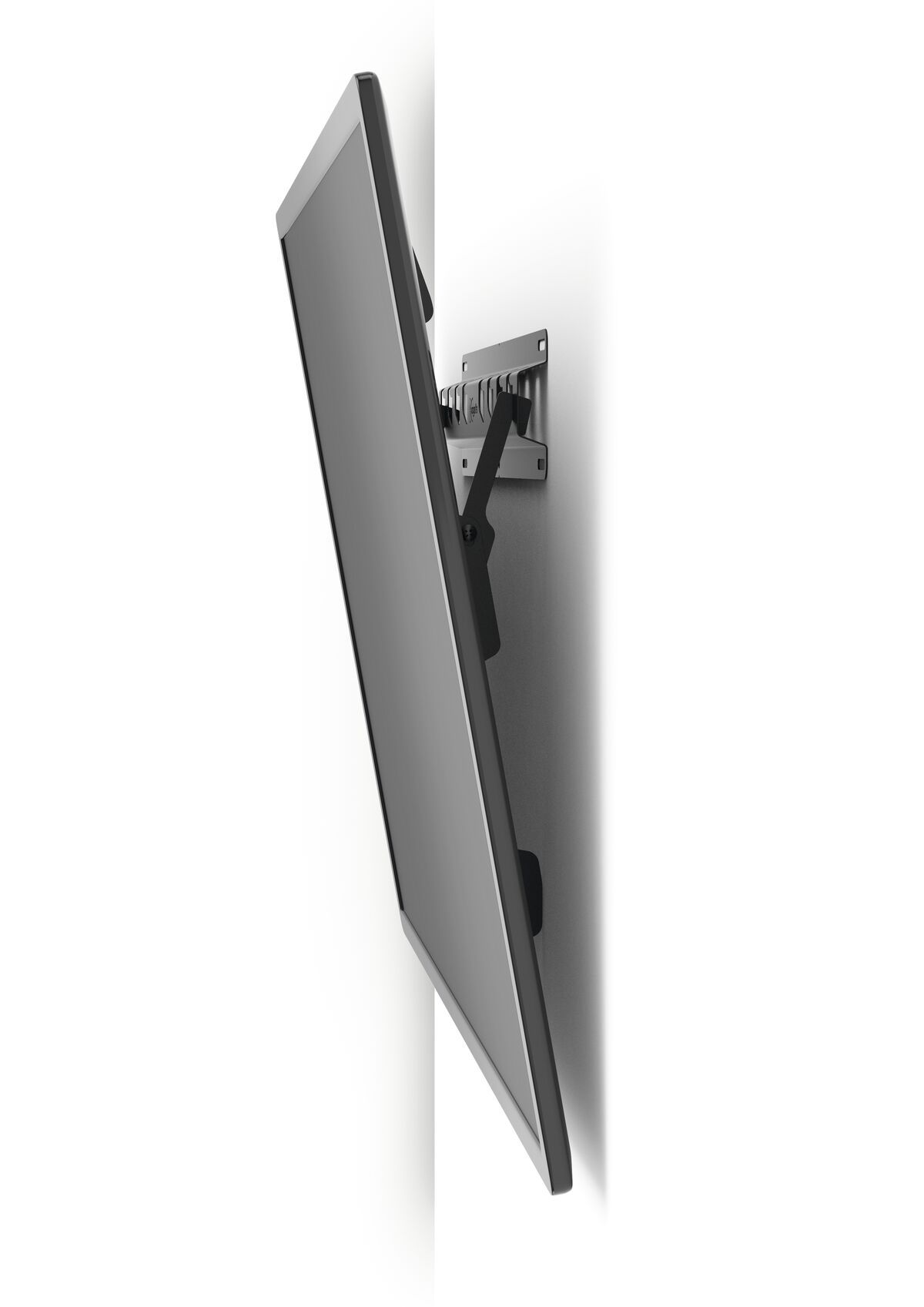 Vogel's MA 3010 (A1) Tilting TV Wall Mount - Suitable for 32 up to 55 inch TVs up to 40 kg - Tilt up to 10° - White wall