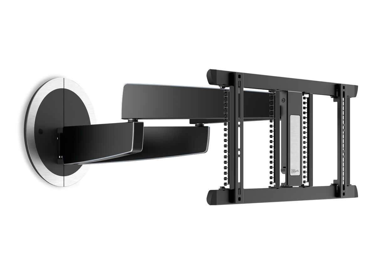 Vogel's MotionMount (NEXT 7356 AU) Full-Motion Motorised TV Wall Mount ideal for OLED TVs - Suitable for 40 up to 65 inch TVs up to 30 kg - Motion (up to 120°) - Product