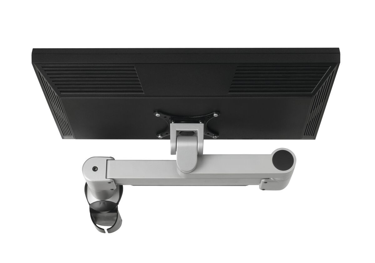 Vogel's PFD 8541 Monitor mount dynamic silver - For skærme op til 5.7 kg - Ideelt egnet til Gaming og (Home) Office - Application