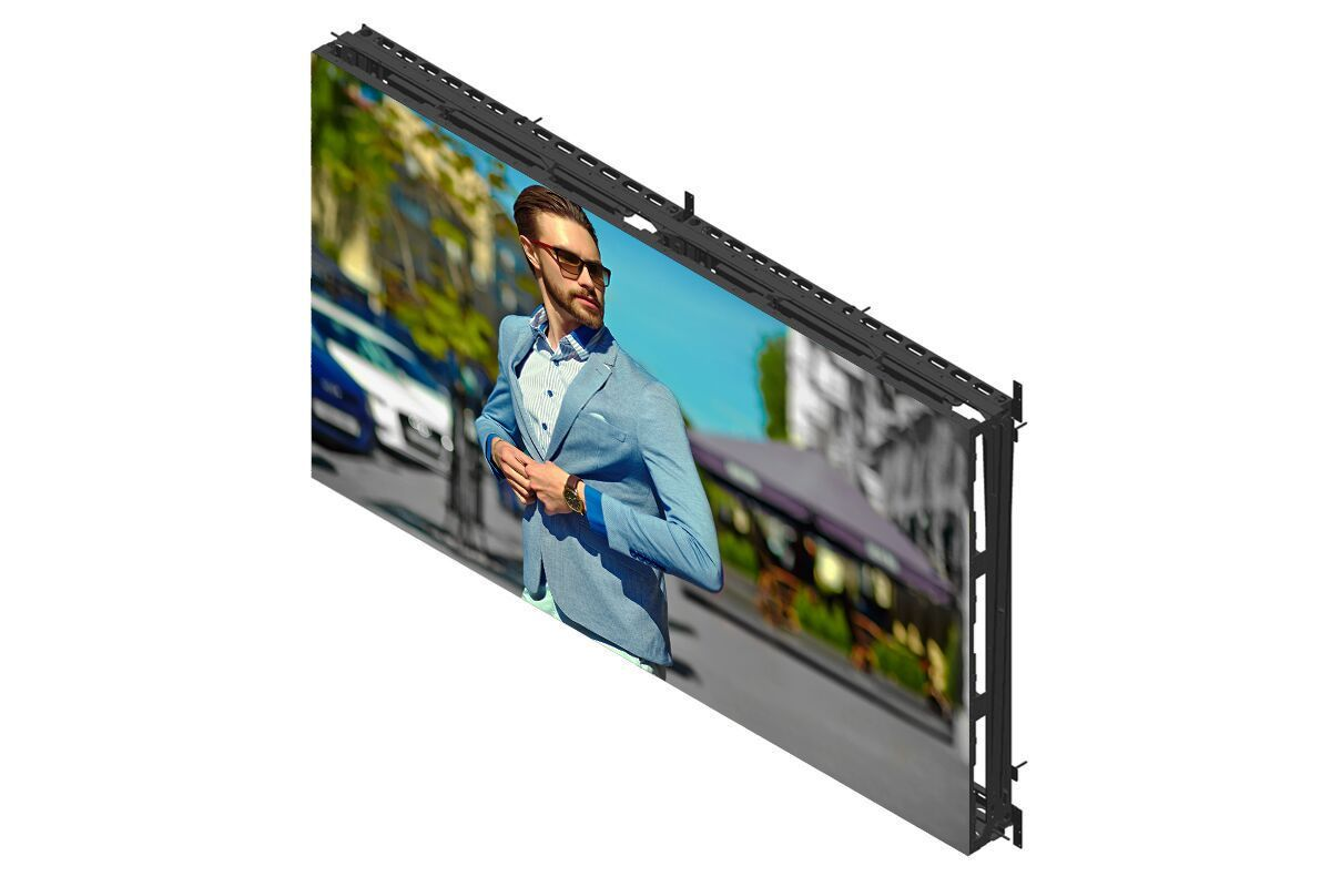 Vogel's PLW 1003 1x3 LED video wall mount - Application