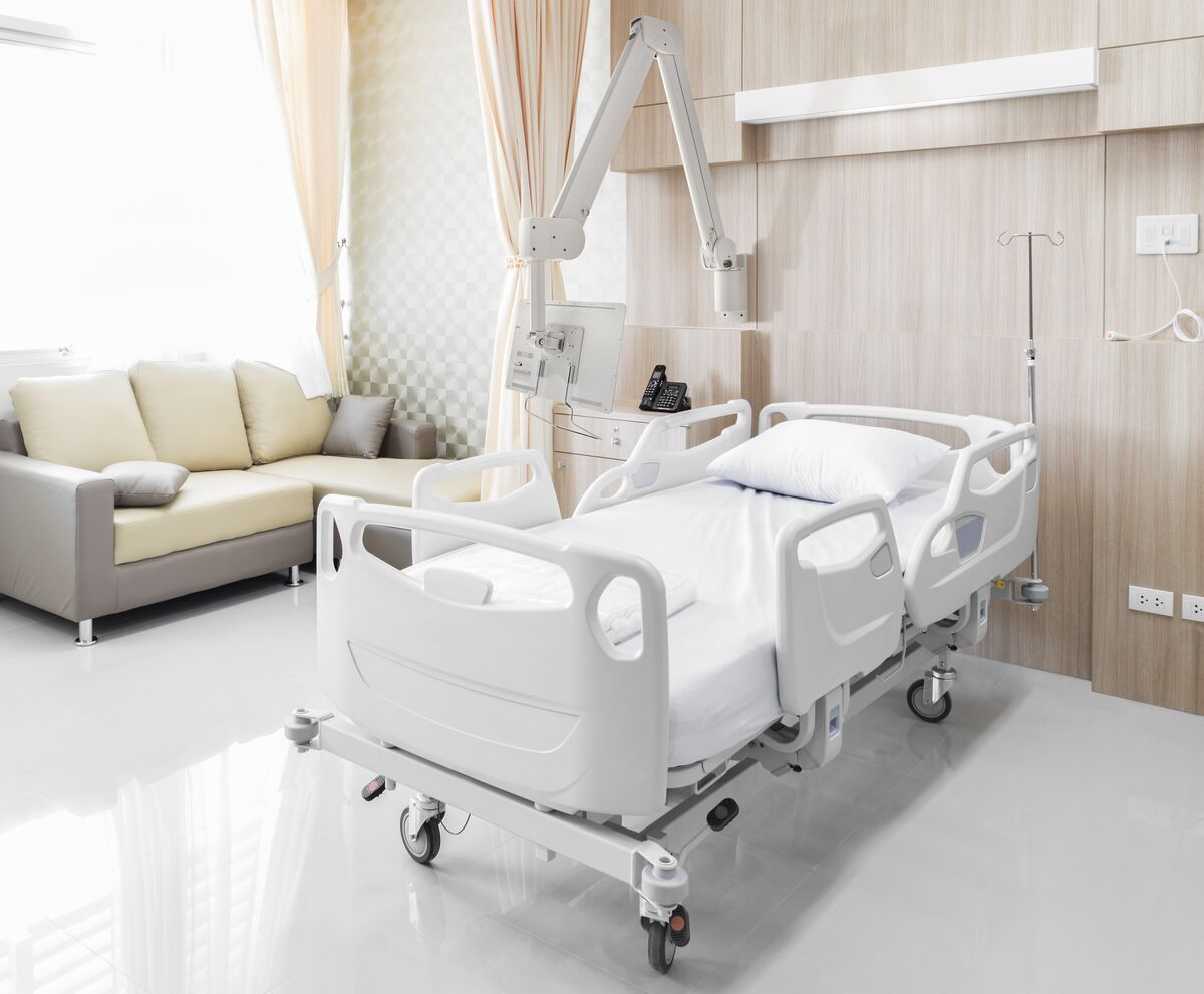 Vogel's PMW 7038 Medical wall mount - Ambiance