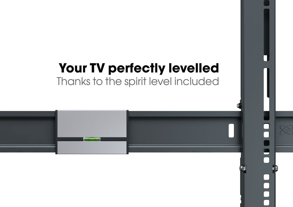 Vogel's THIN 215 UltraThin Tilting TV Wall Mount - Suitable for 26 up to 55 inch TVs up to 18 kg - Tilt up to 15° - USP