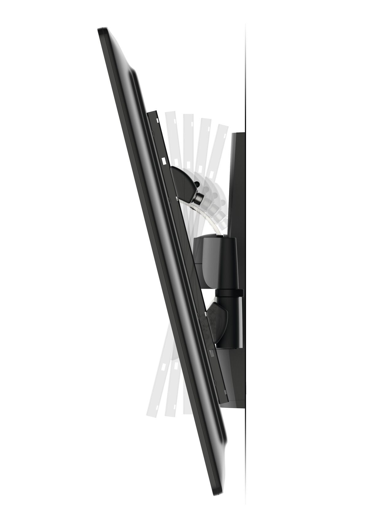 Vogel's WALL 2250 Full-Motion TV Wall Mount - Suitable for 32 up to 55 inch TVs - Forward and turning motion (up to 120°) - Tilt up to 15° - Detail