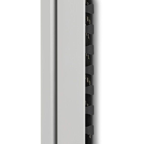 Vogel's CABLE 10 L kabelkolom - Max. aantal kabels in kabelgoot: Tot 10 kabels - Lengte: 94 cm - Detail