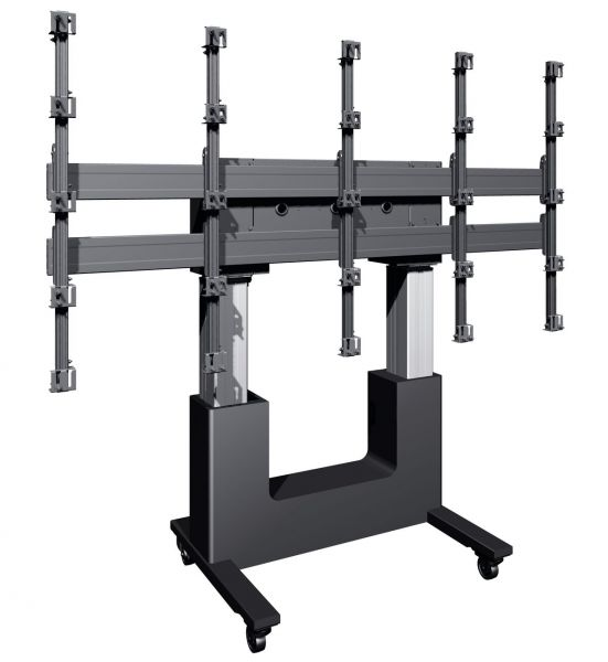 Vogel's PFTE 7120 Motorized trolley for LED and LCD - Application