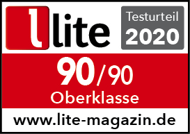 Lite Magazin Test | THIN 550 XL | Vogel's