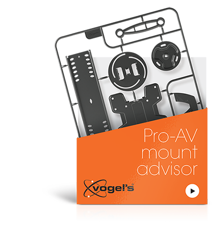 Vogel's Pro-AV Mount Advisor