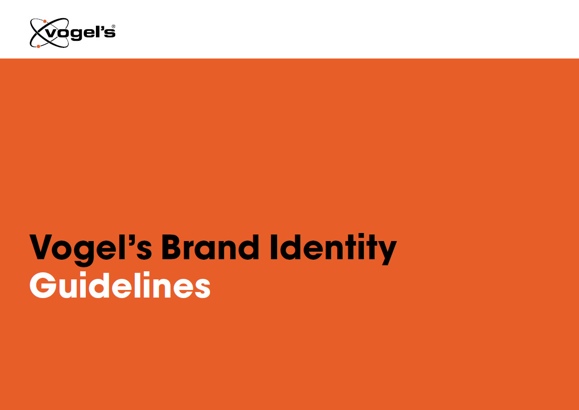 Vogel's Brand Identity Guidelines