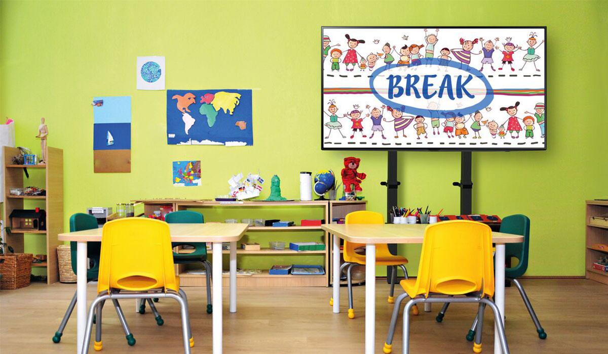 Vogel's-Produkten in Schulen | Vogel's
