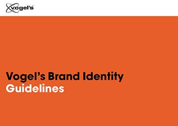 Vogel's Brand Identity Guidelines