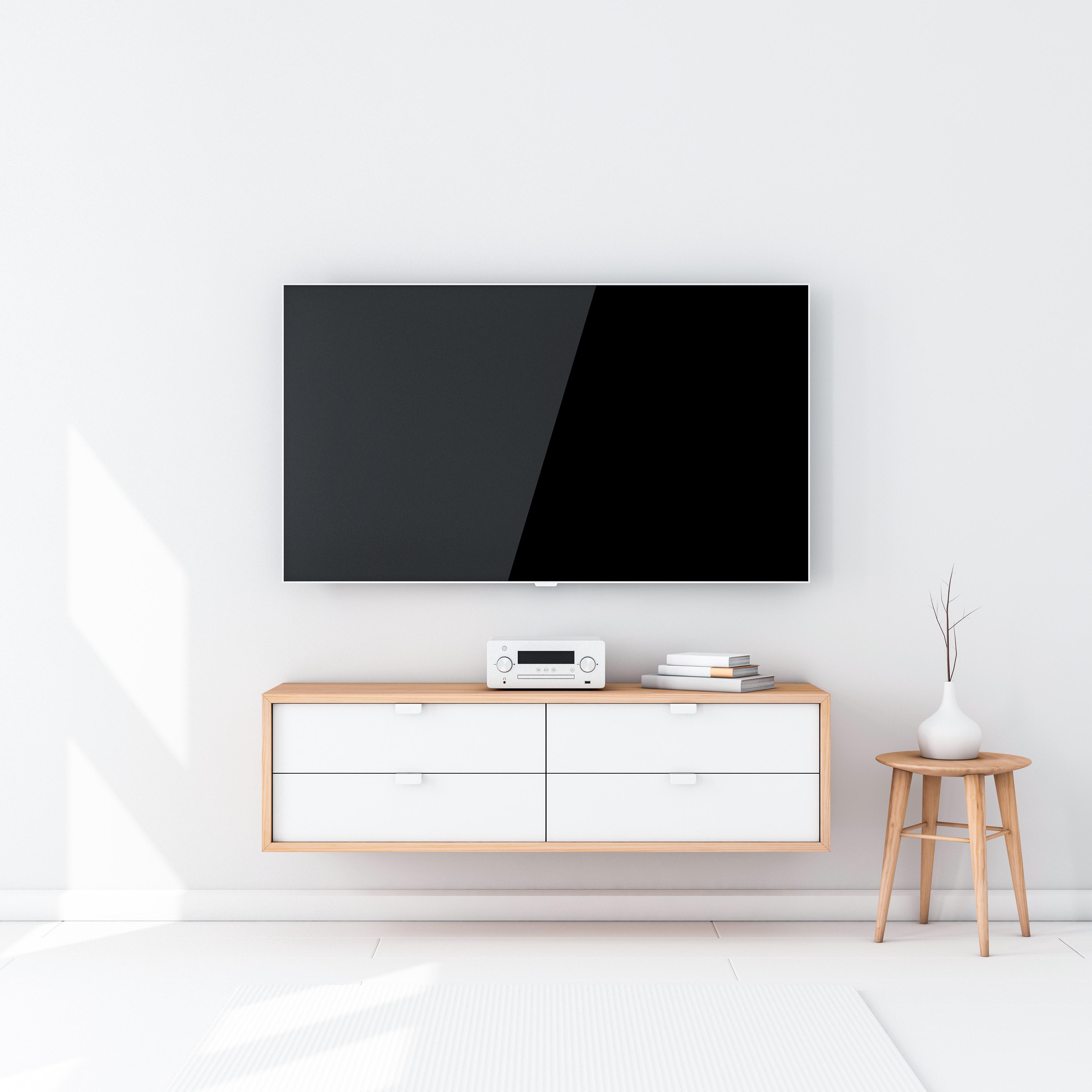 TV Möbel Kombinationen mit Wohnwand