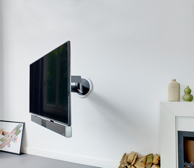 Vogel's TV MotionSoundMount which remembers where you last sat