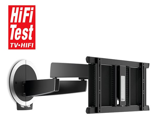 Testurteil hifitest.de 2020 - NEXT 7356 Elektrisch schwenkbare OLED TV Wandhalterung
