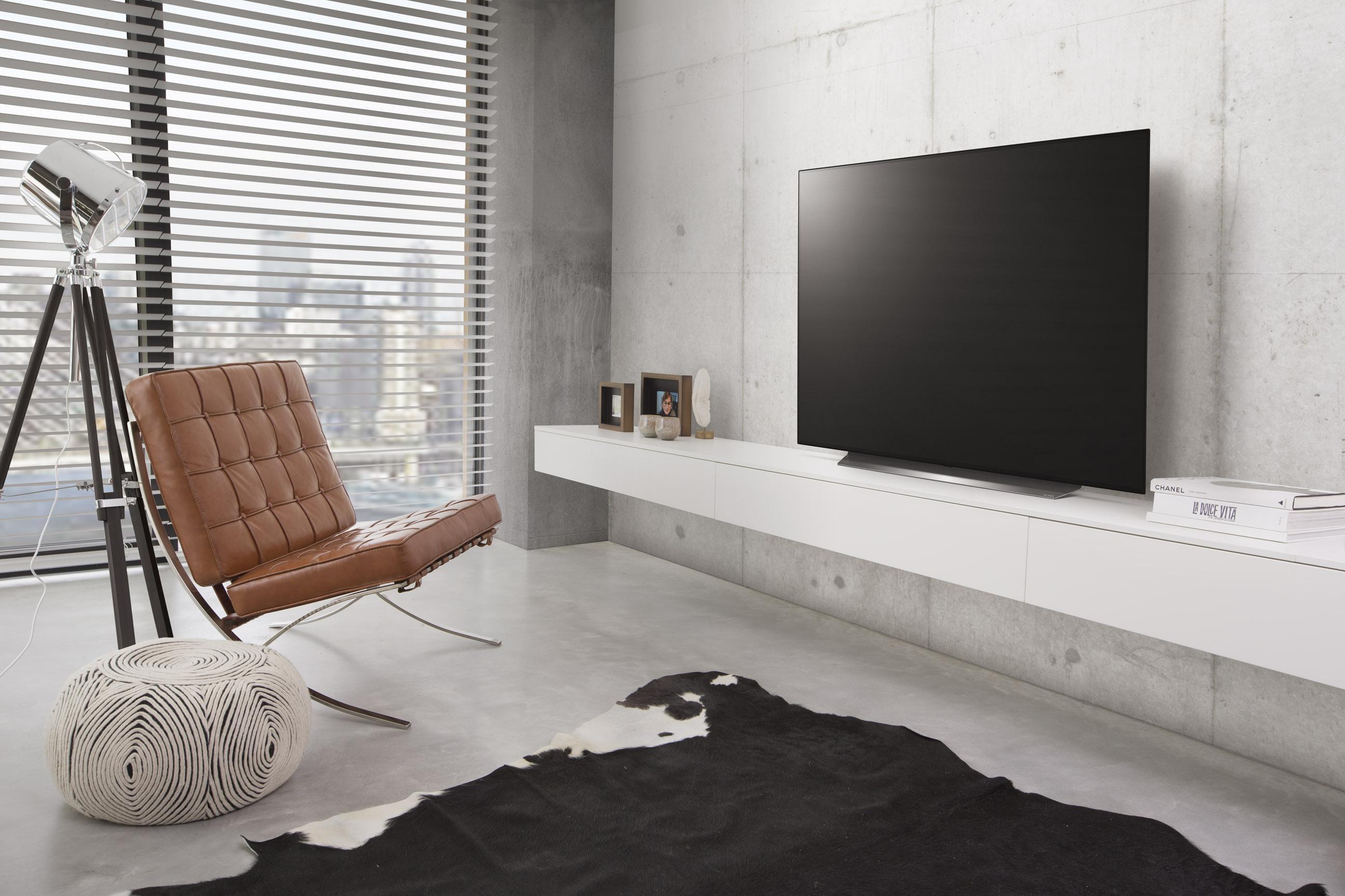 Beroemd Je mooie LG tv nu nog mooier met een LG OLED muurbeugel | Vogel's &NF79