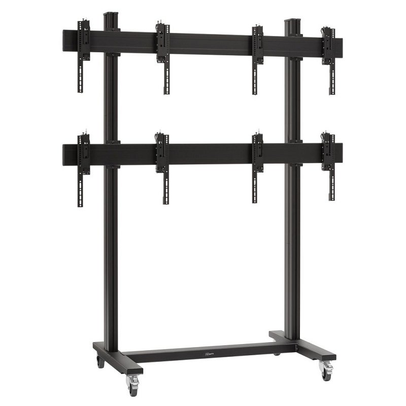 Click here for more information about the Universal Video Wall Trolley