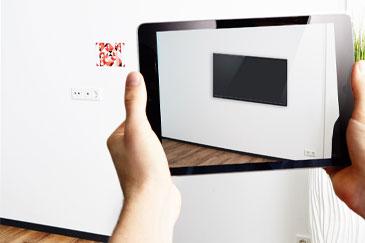 DrillRight app - TV mount installation app | Vogel's