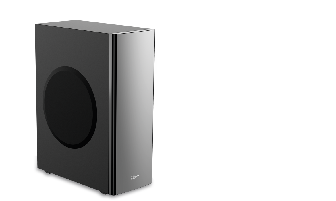 Vogel's wireless subwoofer