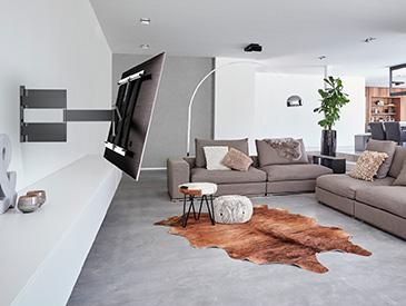 Integra tu TV en la pared con un soporte ultrafino