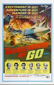 Thunderbirds are GO movie