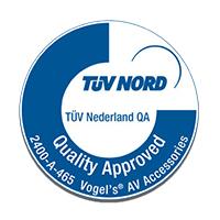 Tüv certified | Vogel's