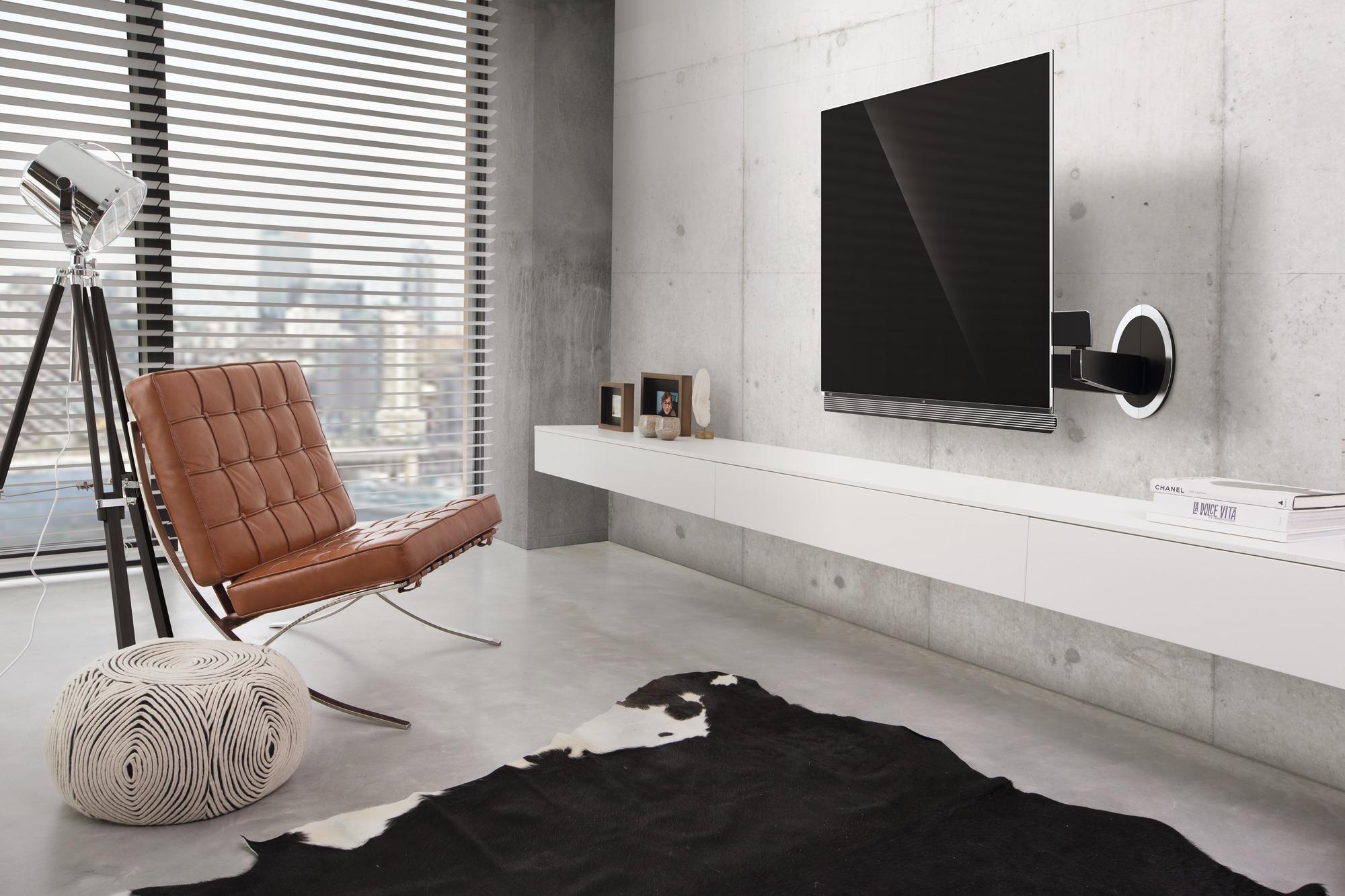 Un support TV exclusif de Vogel's pour votre téléviseur LG OLED