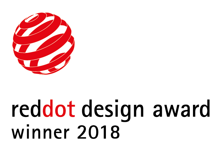 Vogel's THN 545 wit Red Dot award winnaar 2018