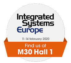 Vogel's at Integrated Systems Europe